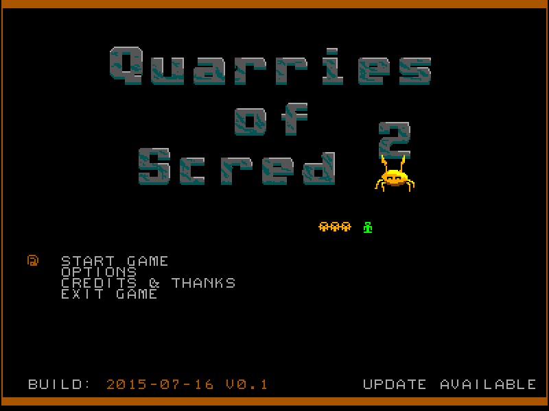 Screenshot of Quarries of Scred 2